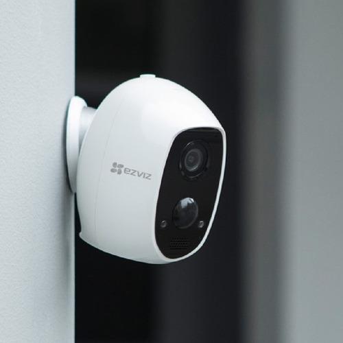 camara seguridad ezviz fhd 1080p wifi 2,4ghz ip65-pir cs-c3a