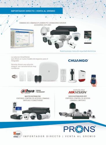 camara seguridad hd lente varifocal 2.8 a 12mm 1mp