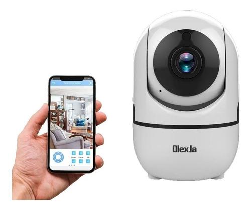 camara seguridad hd wifi ip p2p baby call sensor movimiento vision nocturna notificacion al celular android ios