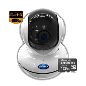 Camara Seguridad Ip 1080p Motorizado Wifi Vision Nocturna Hd