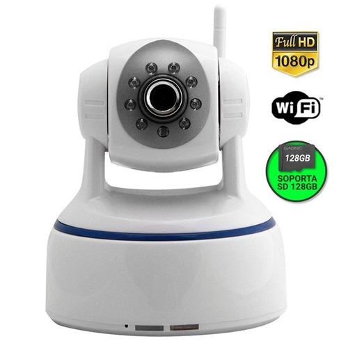 camara seguridad ip domo motorizado full hd 1080p p2p wifi