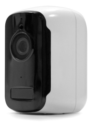cámara seguridad ip wifi panel solar full hd 1080 exterior