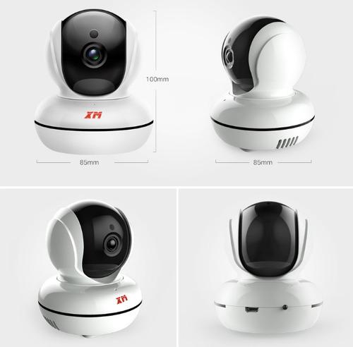 cámara seguridad ptz inalambrica ip wifi 960p robótica 140º