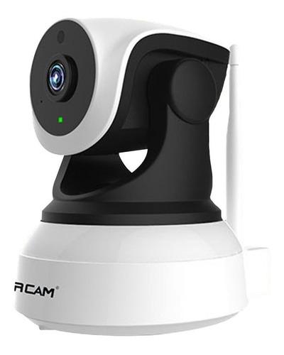 camara seguridad robotica 360°ip wifi vision nocturna