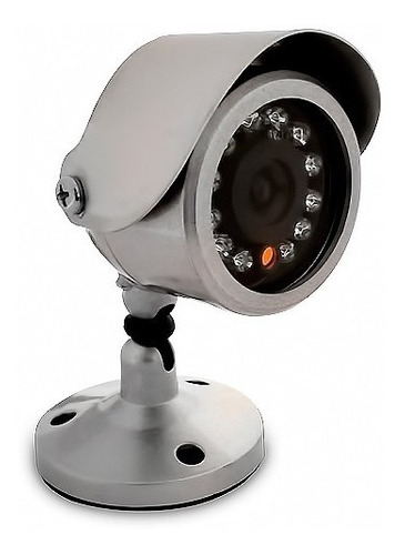camara seguridad vigilancia waterproof 10mts ir full
