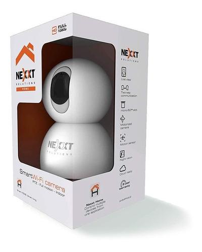 camara seguridad wifi nexxt 1080p nocturna motorizada cuotas