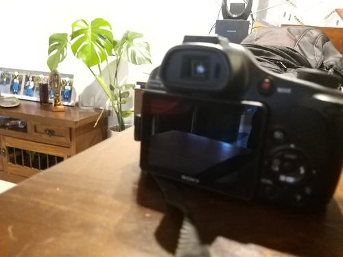 cámara semiprofesional dsc-hx400v - sony
