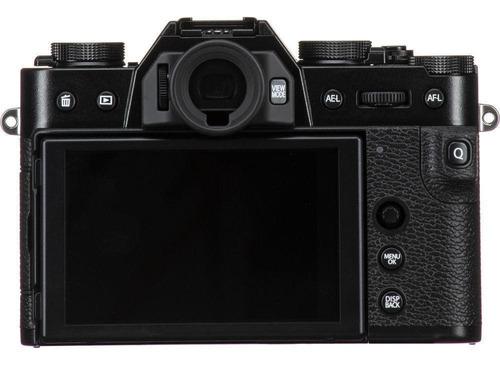 cámara semiprofesional fujifilm camara fujifilm x-t30 - negr