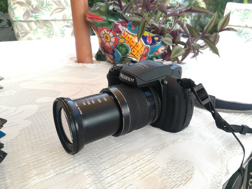 camara semiprofesional fujifilm modelo finepix hs-25 exr