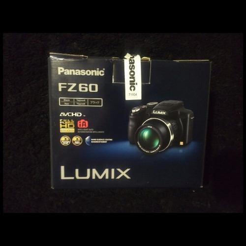 cámara semiprofesional lumix panasonic dmc fz60