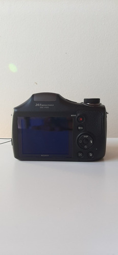 cámara semiprofesional sony dsc-h300