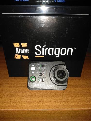 camara síragon 4k cx 7100 extreme youtube 1080p sumergible