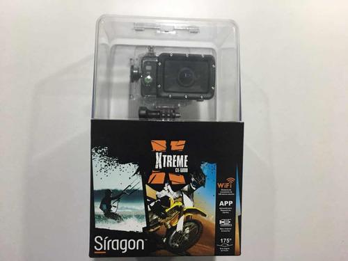 cámara siragon xtreme cx - 5000