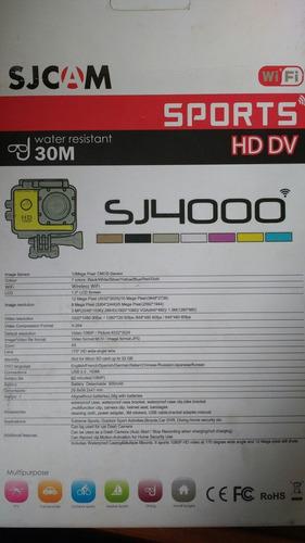 camara sjcam sj4000
