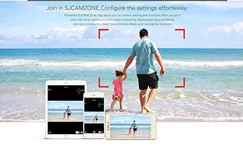 camara sjcam sj4000 air 2018 4k hd ultima versión wifi