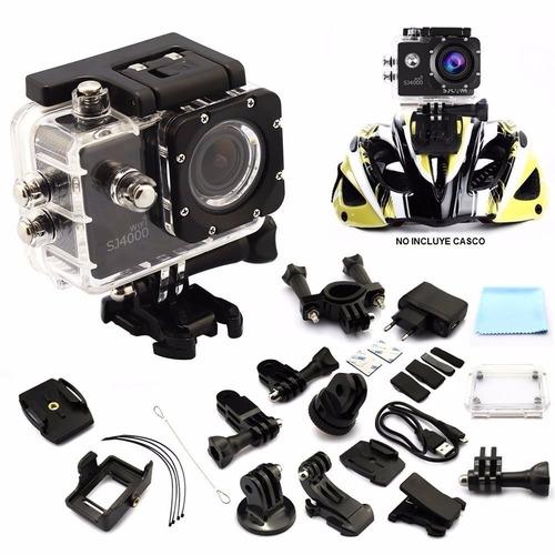 cámara sjcam sj4000 wifi original full hd 1080p + obsequio