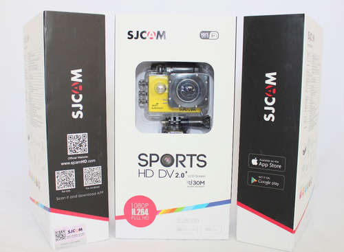cámara sjcam sj5000 wifi original full hd 1080p + obsequio