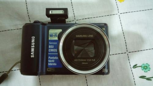 camara smart samsung tactil wb250f full hd 18x zoom