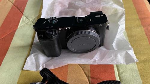 cámara sony a6000