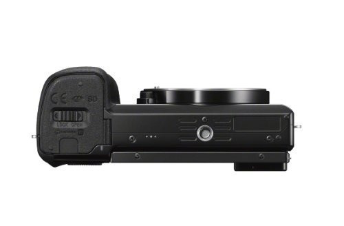 cámara sony a6000 lentes intercambiables 24.3mp imagen aps-c
