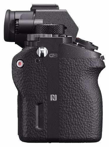 cámara sony a7r il 42.4 mp full frame mirrorless sólo cuerpo