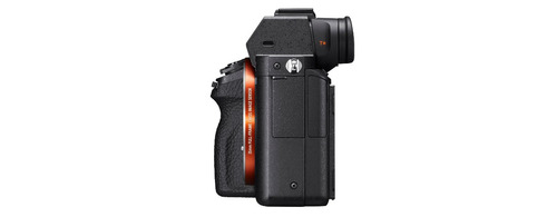 cámara sony a7s ii con montura e y sensor full-frame
