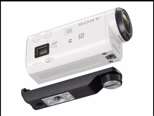 cámara sony action
