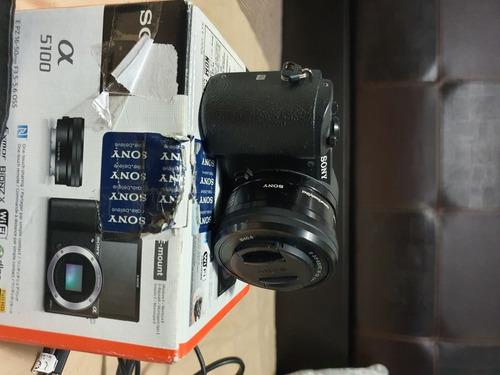 camara sony alpha 5100