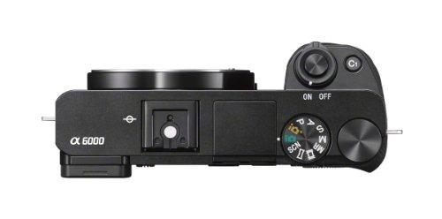 cámara sony alpha a6000 réflex sin espejo resist a temp wifi