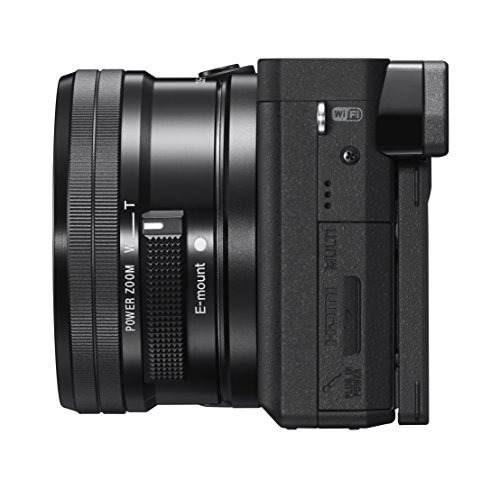 cámara sony alpha a6300 4k sin espejo 24.3mp hasta 11fps hd