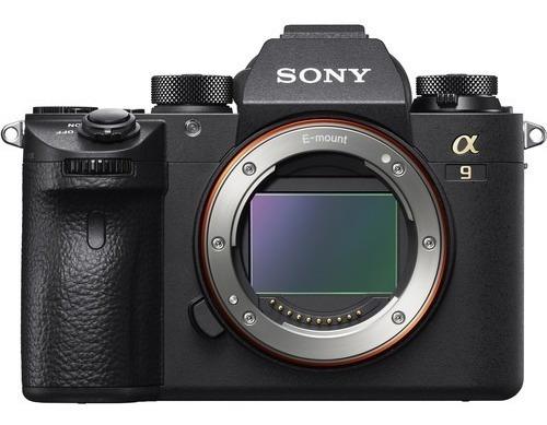 cámara sony alpha a9 con 100-400mm lente kit