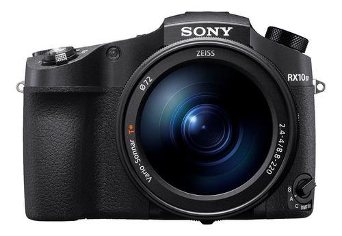 cámara sony avanzada 20.1mp con lente zeiss - dsc-rx10m4