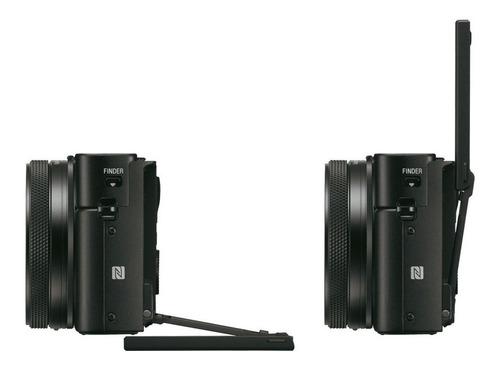 cámara sony avanzada 20.1mp y video 4k hdr - dsc-rx100m6