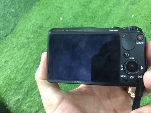 camara sony ciber-shoft 20 mp lens hd muy buen precio