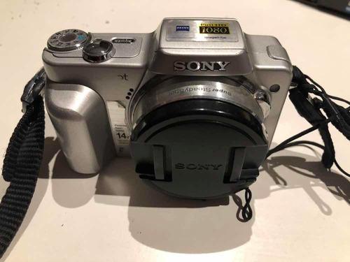 cámara  sony cibershot dsc-h3