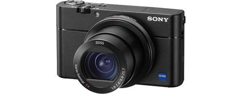 cámara sony compacta rx100 v premium sensor tipo 1.0 20.1mp