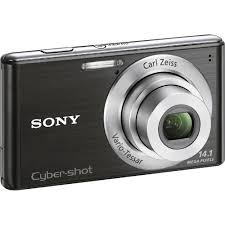 camara sony cyber shot + 14.1mpx + zoom 4x + video + new