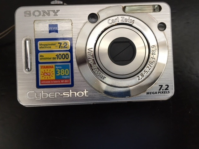 SONY CYBER SHOT DSC-W55 TREIBER WINDOWS 10