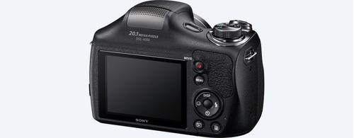cámara sony cyber shot dsc h300