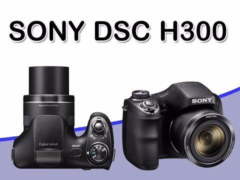 camara sony cyber shot dsc-h300 nueva en caja sellada