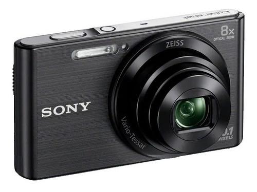 cámara sony cyber-shots dsc-w830 20,1mp sony