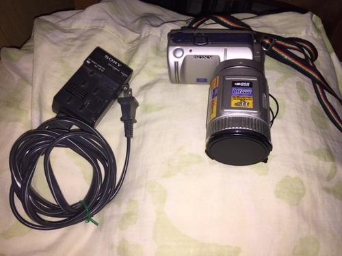 cámara sony cybershot dsc-f505v
