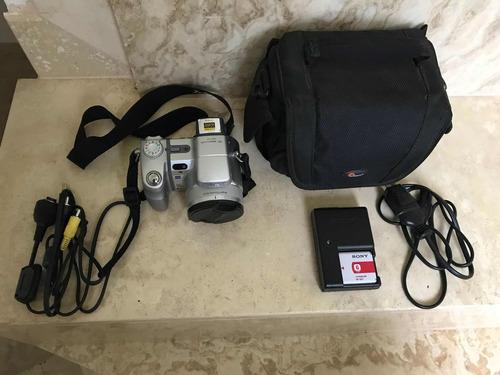 cámara sony cybershot dsc-h7 8.1 mp zoom 15x