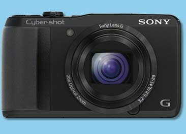 cámara sony cybershot dsc-hx30v mas accesorios