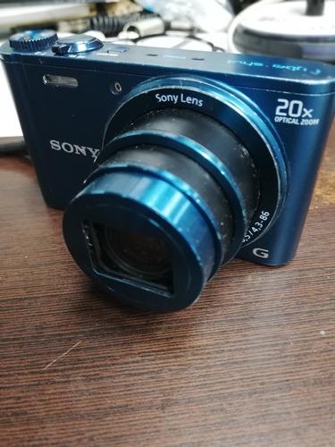 cámara sony cybershot graba video hd  avchd
