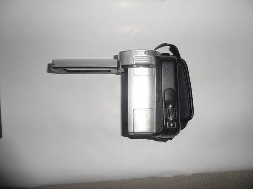 camara sony dcr-sr45 zoom óptico 40x 2.7 pulgadas