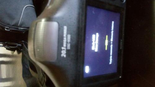 camara sony dsc h300 20.1 megapixel
