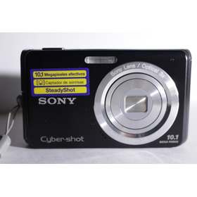 Camara Sony Dsc-w180 Sin Bateria
