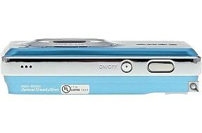 camara sony dsc-w220 azul metalico,incluye funda para colgar