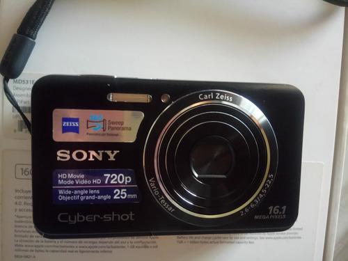 cámara sony dsc w650